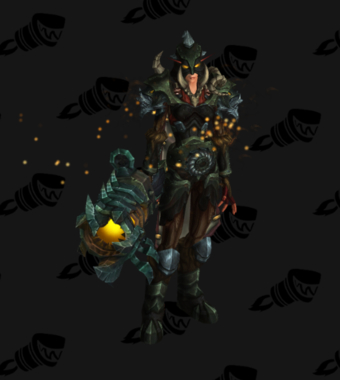 Hunter PvE Tier 17 Normal Set