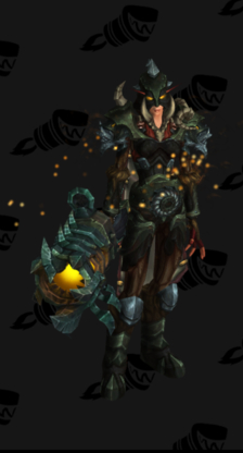 Hunter PvE Tier 17 Normal Female Set