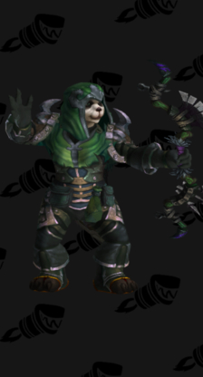 Hunter PvE Tier 18 Heroic Female Set