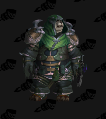 Hunter PvE Tier 18 Heroic Set