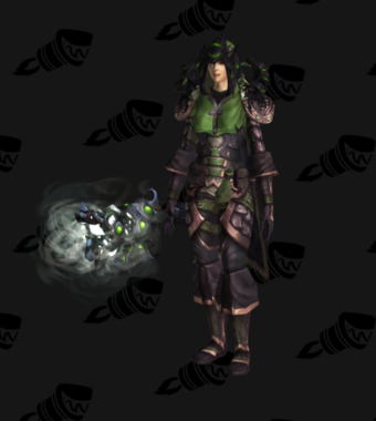 Hunter PvE Tier 18 Mythic Set