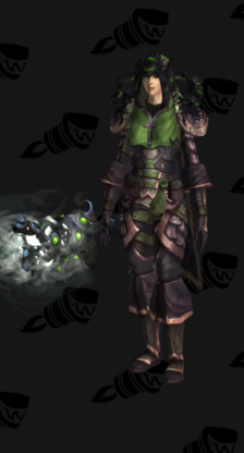 Hunter PvE Tier 18 Mythic Male Set