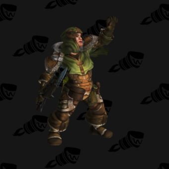 Hunter PvE Tier 18 Normal Set