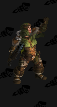 Hunter PvE Tier 18 Normal Female Set