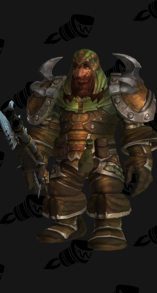 Hunter PvE Tier 18 Normal Male Set