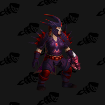 Hunter PvE Tier 2.5 Female Set