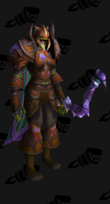 Hunter PvE Tier 3 Female Set