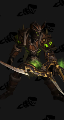 Hunter PvE Tier 4 Male Set