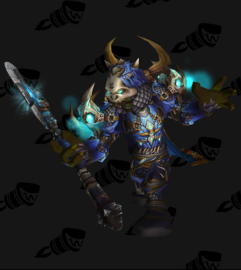 Hunter PvE Tier 5 Male Set