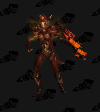 Hunter PvE Tier 6 Female Set
