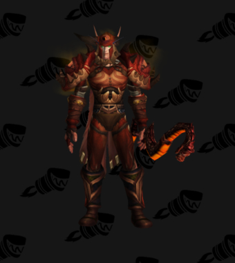 Hunter PvE Tier 6 Male Set