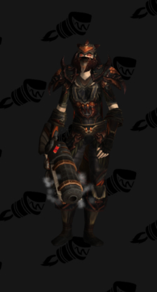 Hunter PvE Tier 7.5 Female Set