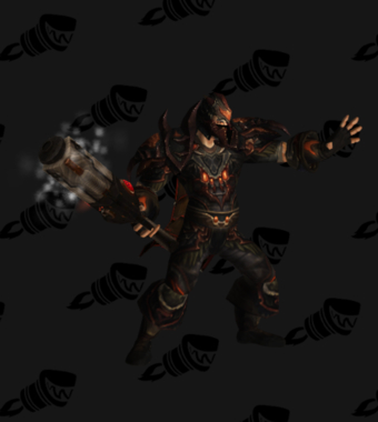 Hunter Transmog Valorous Cryptstalker Battlegear PvE Tier 7.5 Male Set