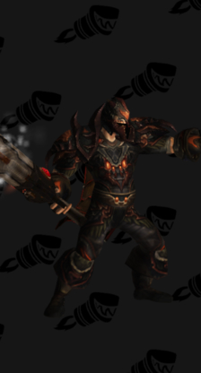 Hunter PvE Tier 7.5 Male Set