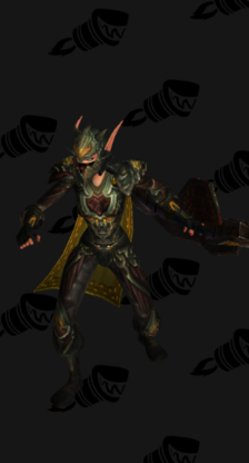 Hunter PvE Tier 7 Female Set