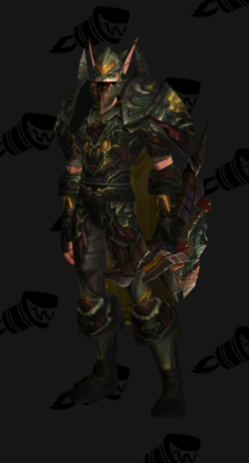 Hunter PvE Tier 7 Male Set