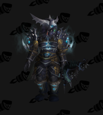 Hunter Transmog Conqueror's Scourgestalker Battlegear PvE Tier 8.5 Female Set