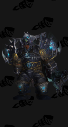 Hunter PvE Tier 8.5 Male Set