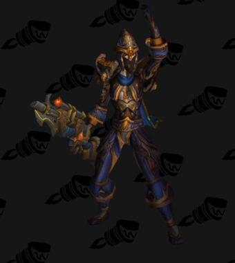 Hunter PvE Tier 9 Alliance Female Set