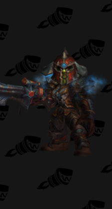 Hunter PvE Tier 9 Horde Female Set