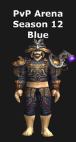 Hunter PvP Arena Season 12 Blue Set