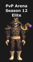 Hunter PvP Arena Season 12 Elite Set