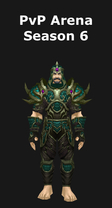 Hunter PvP Arena Season 6 Set