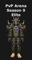 Hunter PvP Level Arena Season 9 Elite Set