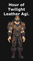 Hour of Twilight Leather Agility Set