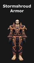 Stormshroud Armor Set