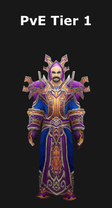 Mage PvE Tier 1 Set