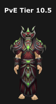 Mage PvE Tier 10.5 Set