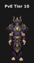 Mage PvE Tier 10 Set