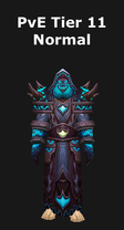 Mage PvE Tier 11 Set