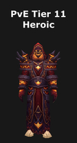 Mage PvE Tier 11H Set