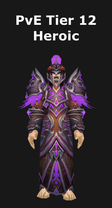 Mage PvE Tier 12H Set