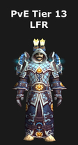 Mage PvE Tier 13 LFR Set