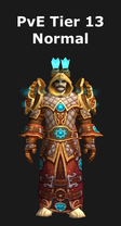 Mage PvE Tier 13 Set