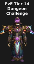 Mage Tier 14 Challenge Mode Set