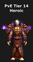 Mage PvE Tier 14 Heroic Set