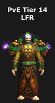 Mage PvE Tier 14 LFR Set