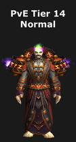 Mage PvE Tier 14 Set