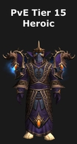 Mage PvE Tier 15 Heroic Set