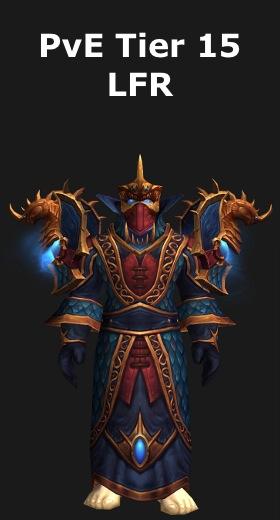 Transmogrification Mage Cloth Sets Guide (WoD 6.2) - World of Warcraft
