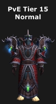 Mage PvE Tier 15 Set