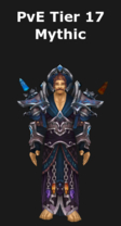 Mage PvE Tier 17 Mythic Set