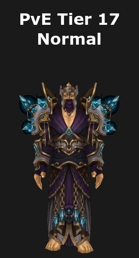 Transmogrification Mage Cloth Sets Guide (WoD 6 2) - World