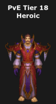 Mage PvE Tier 18 Heroic Set