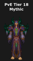 Mage PvE Tier 18 Mythic Set