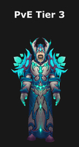 Mage PvE Tier 3 Set